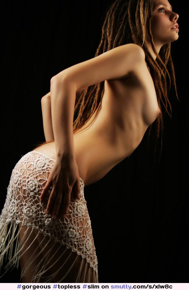 Skinny naked girl porn