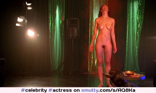 in movies pussy Celeb