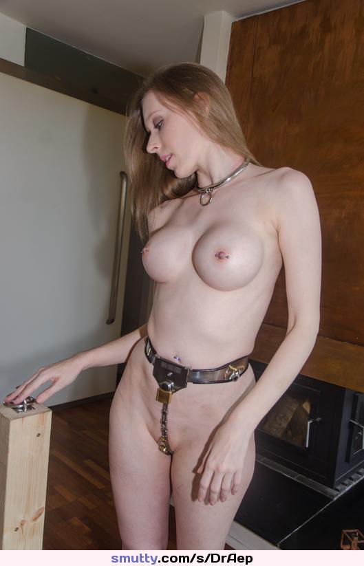 Hope you chastity belt slut not bad!