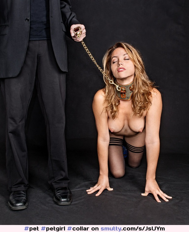 Wife is cuffed collared and given to bbc