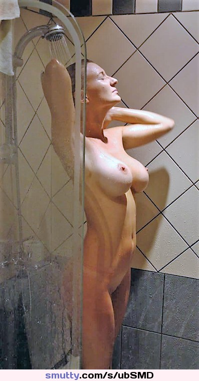 #shower #erotic #beautiful #caught #elegant #bathroom