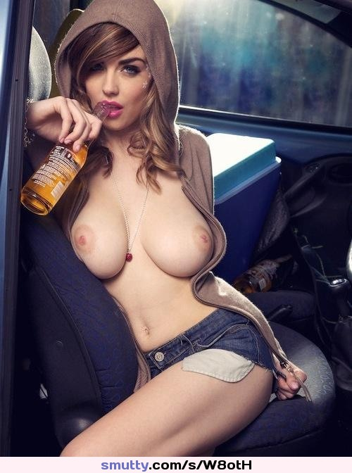 #sultry #inthecar #boobs #bigtits #jeans #teaser #teasing #awesome #beer #erotic #awesome #sexy #hot #wow #seductive #blonde #hotlips #legs