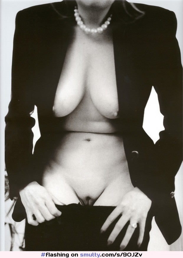 #flashing #blackandwhite #beautiful #erotic