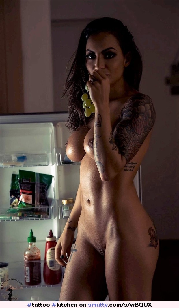 #tattoo #kitchen #beautiful #erotic