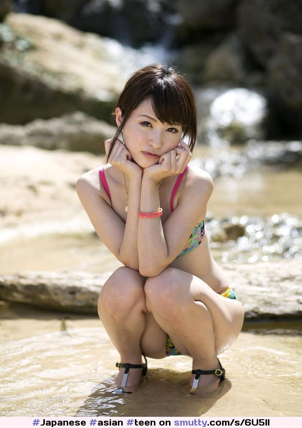 japanese Bikini cuties in