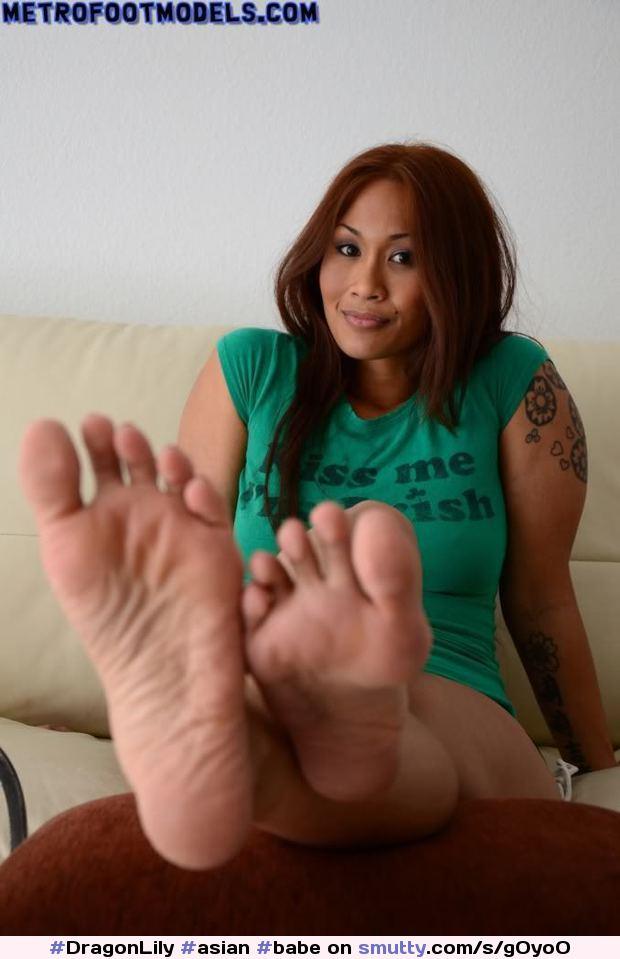 Japanese foot fetish