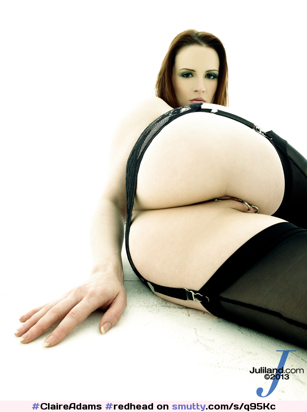 #ClaireAdams #redhead #pale #babe #milf #lingerie #nn #nylons #stockings #ass #thighs #mistress #yesmistress #pov #sexy #erotic #seductive