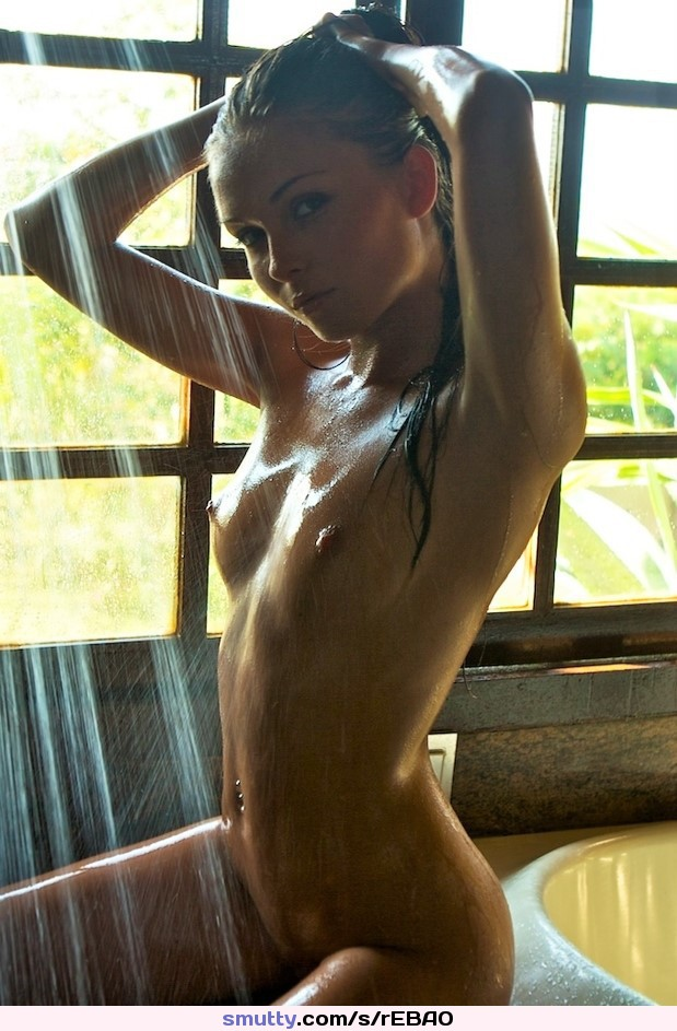 Shower time...