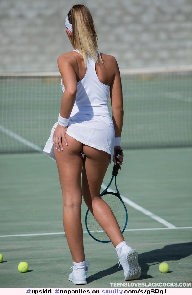 Free tennis upskirt sites