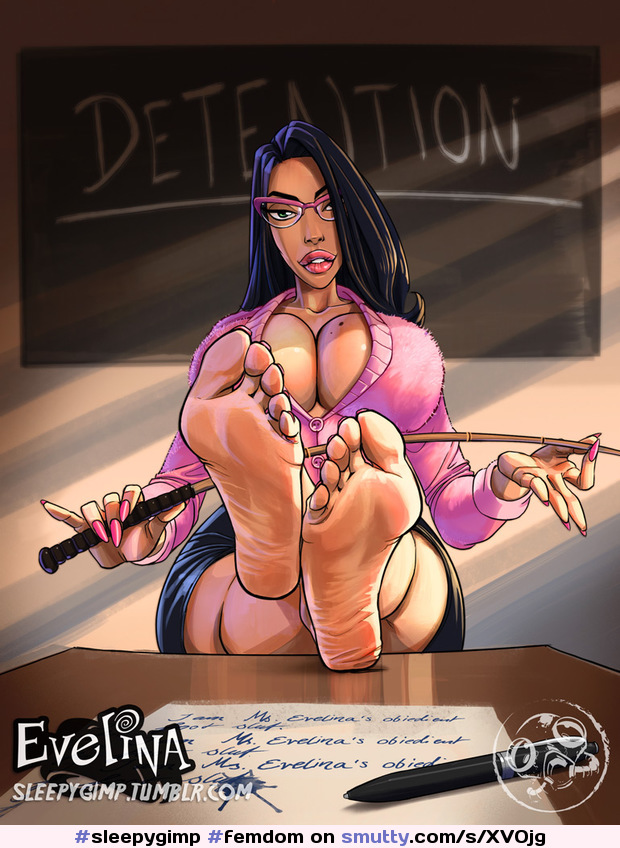 femdom Adult cartoons