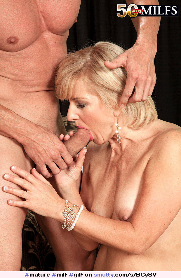 Milf mateur fellatio ready