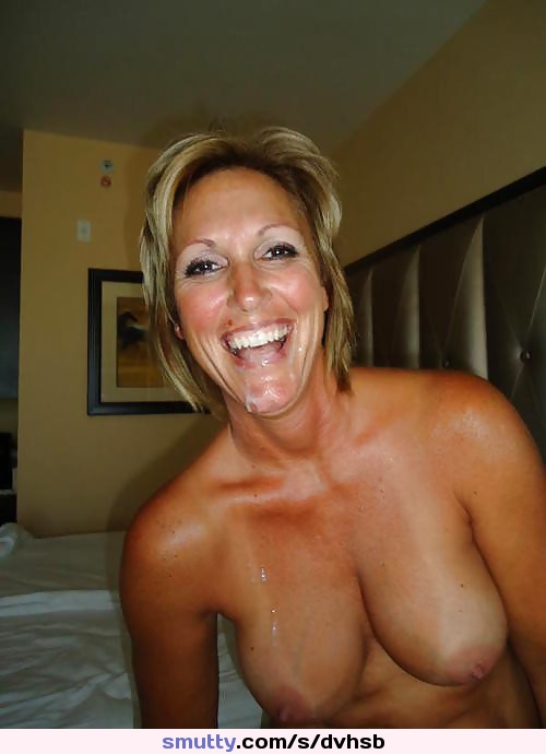 Amateur Mature Cum Shot