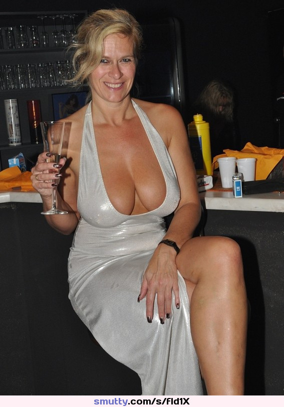 #cleavage #milf #mature #hot #vneck #sultry #sexy #hot #datenight #nonnude #wow #OMG #busty #Yowza #downblouse cheat #partygirl #tightdress