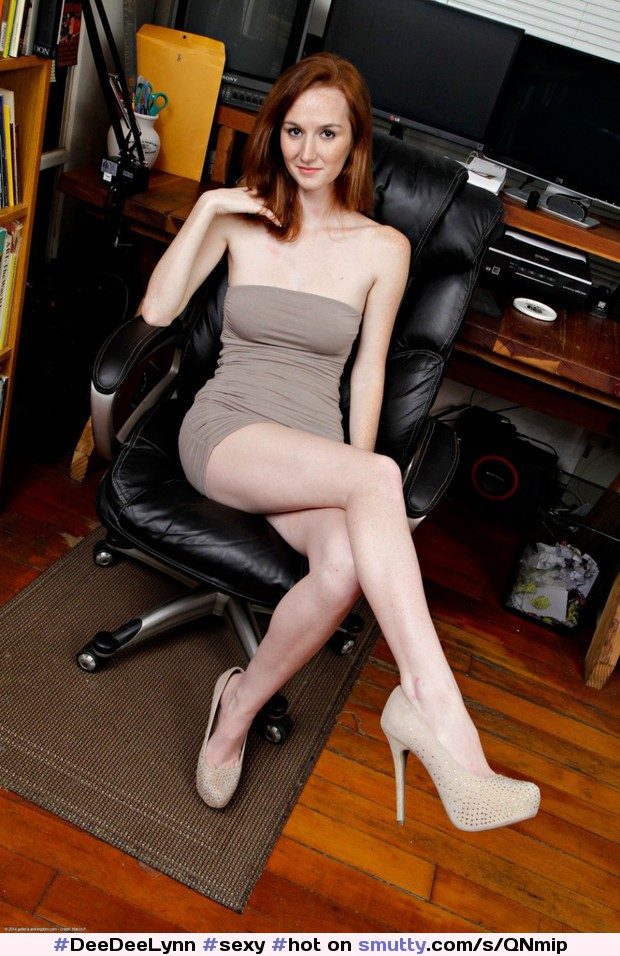 #DeeDeeLynn #sexy #hot #posed #longlegs #tightdress #redhead #ginger #iwanttofuckher #EroticBeauty #heels #gorgeousbody #seductive #office