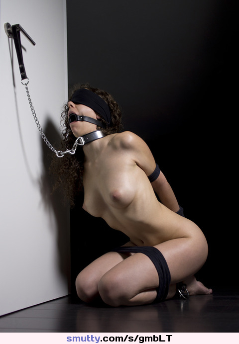 Submissive Collar And Leash
