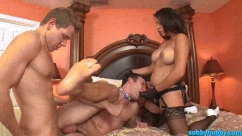 Бисексуалки порно фото страпон