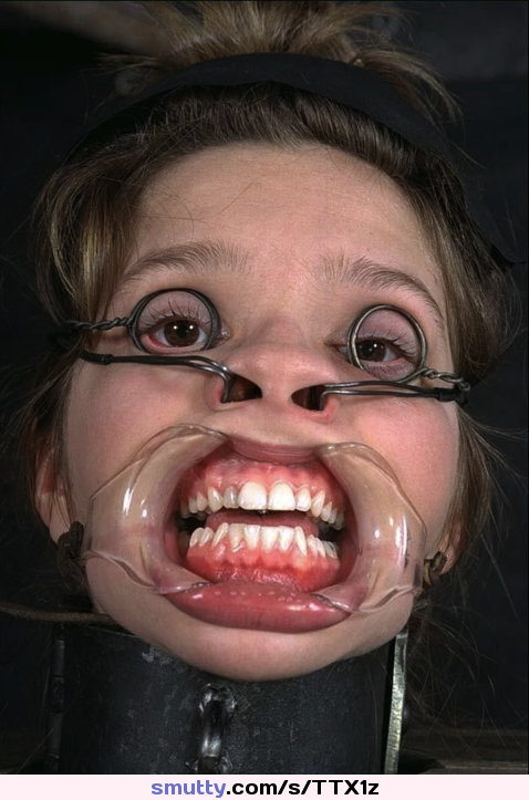 wall punishment nose Bdsm