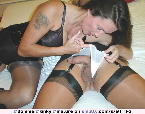 Skinny Mistress Dominatrix Tempting For Lasciviousgreat Skinny Tattooed Dominatrix