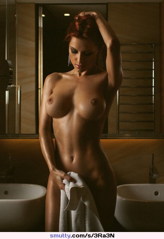 #naked #towel #boobs #breasts #tits #fit #tone #Hot #sexy