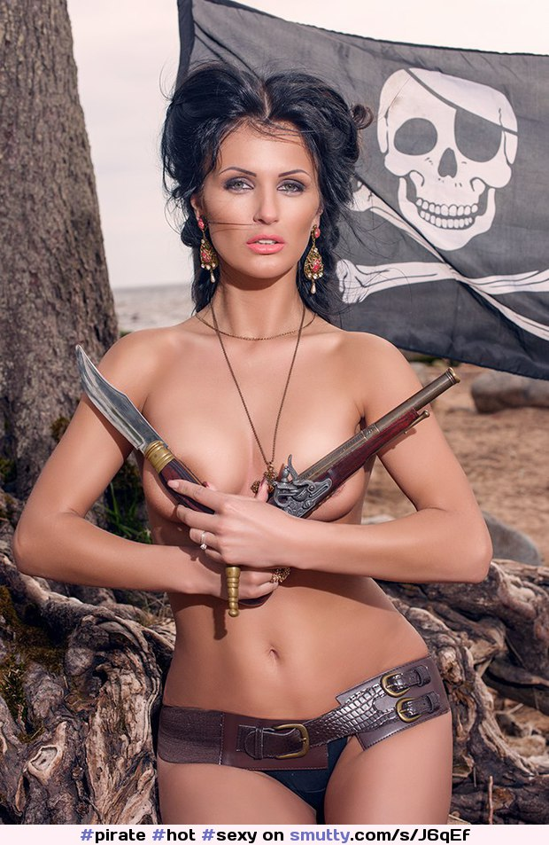 Sexy pirate girls naked