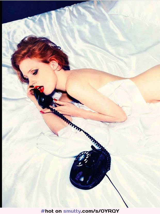 Jessica Chastain for GQ Magazine nude girls #hot