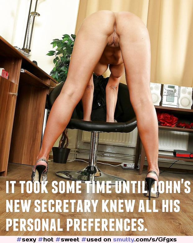 #sexy #hot #sweet #used #submissive #pussy #cunt #office #fucktoy #degraded #humiliation #caption #secretary #bendover #slave #waiting