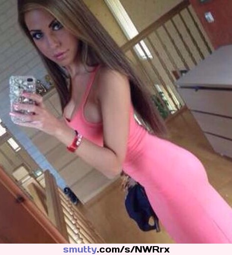 #shemale #pinkdress #sexy