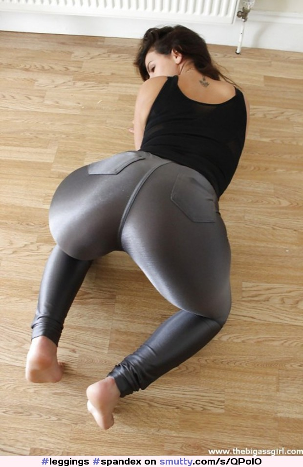 Leggings thick booty in