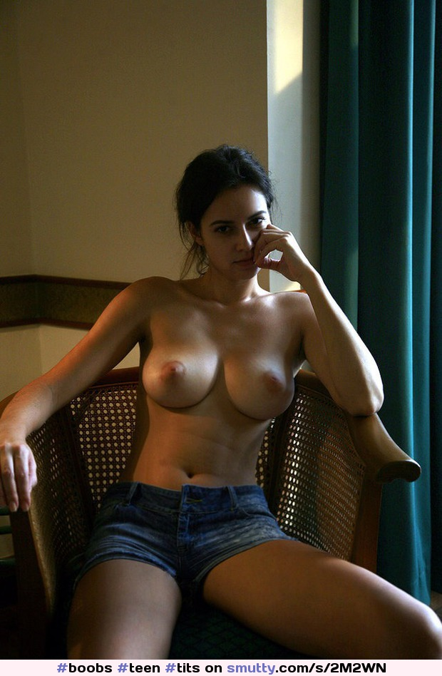 Mature Brunette Small Tits