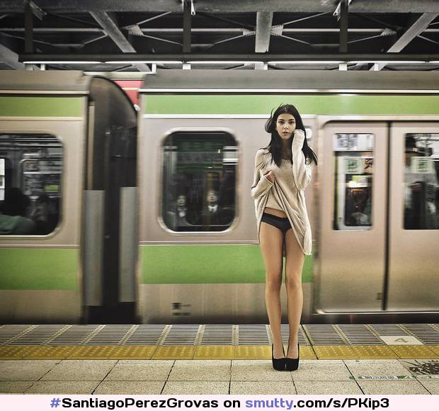#SantiagoPerezGrovas #legs #nn #brunette #sexy #public #panties #teen #train #dresslifted #petite #subway #outdoors #nonnude #nicelegs