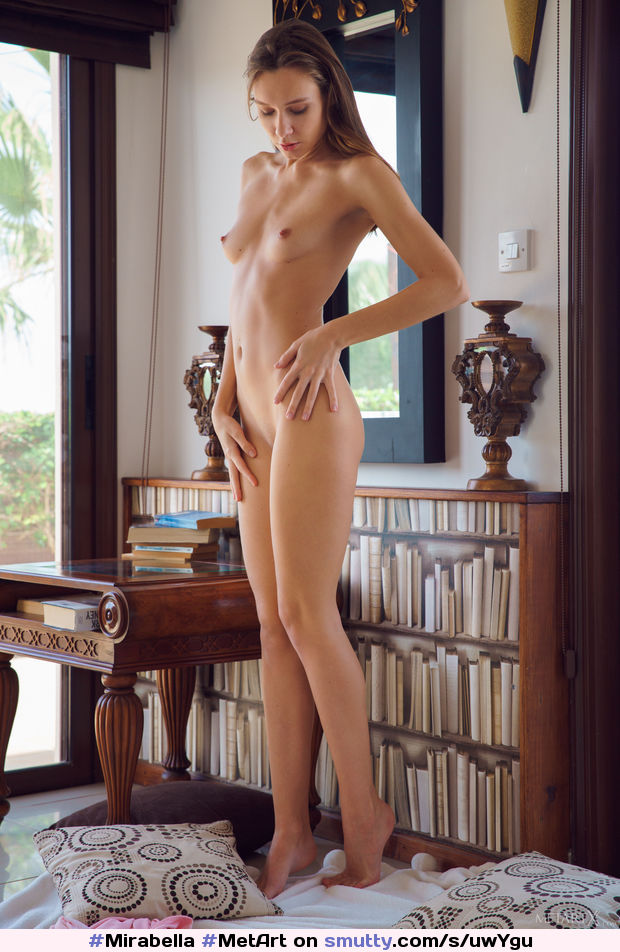 #Mirabella by #MetArt #naked #young #cute #cuteface #books #nicebody #perfect #beautiful #gorgeous #sexyassin #firmtits #firmbody #pretty