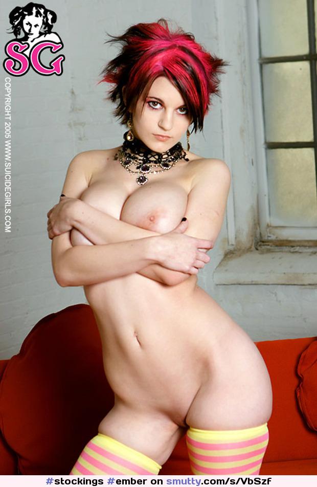 Warm Ember Suicide Girl Nude Pics