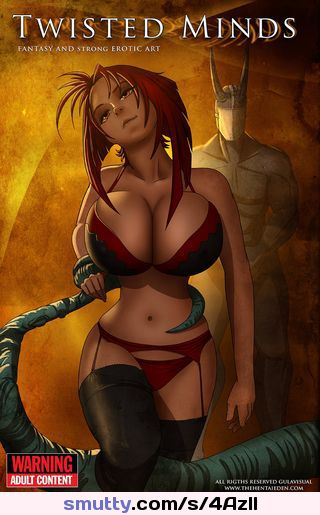 Gulavisual Twisted Minds