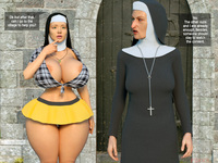 Share your Comic nun booty hentai what excellent