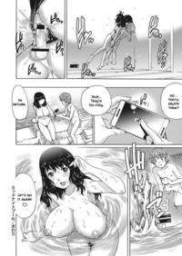 swimming with students teacher foursome Hentai