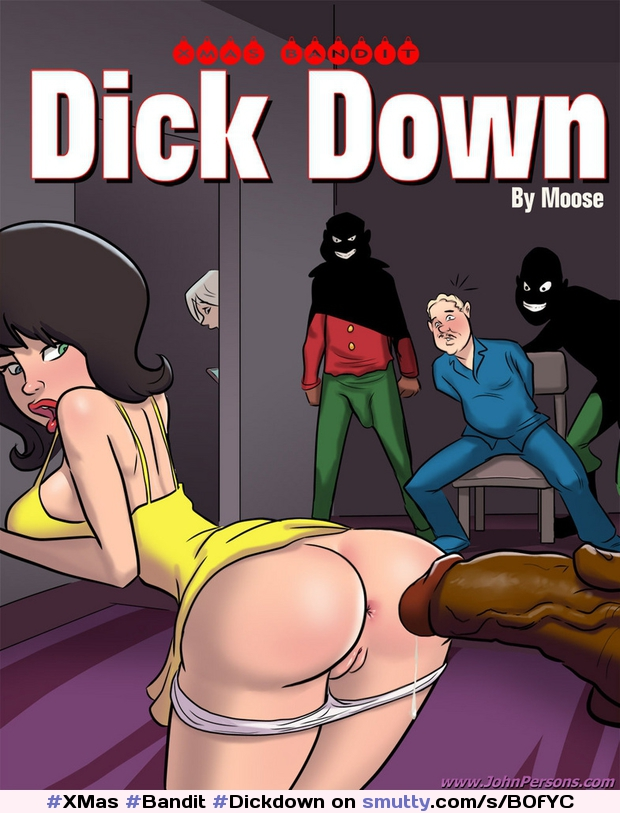 Moose #XMas #Bandit #Dickdown