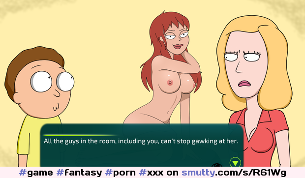 Rick and morty a way back home porn game