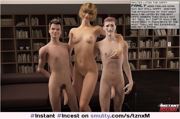 Instant threesome
