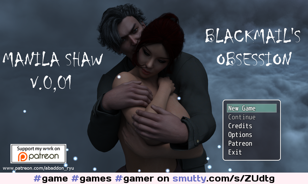 Manila Shaw Blackmails Obsession CG v0.0.4 by Abaddon ryu