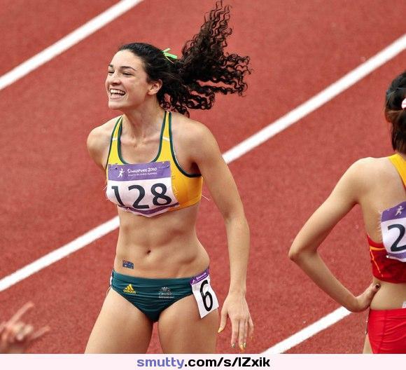 olympic hurdler jenneke - 580×505