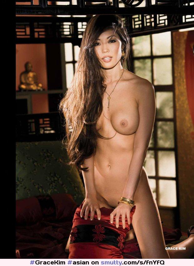 Grace kim nude and grace park maxim nude photos