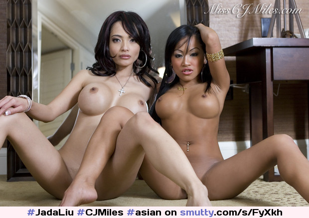#JadaLiu #CJMiles #asian