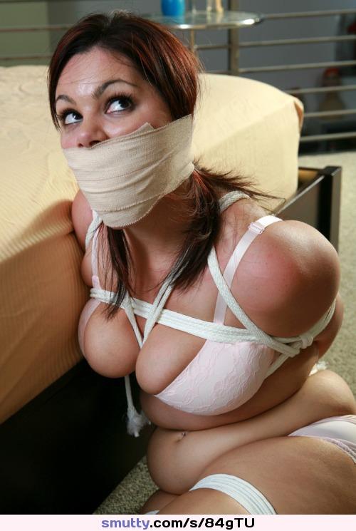 Panties bondage bbw uniform