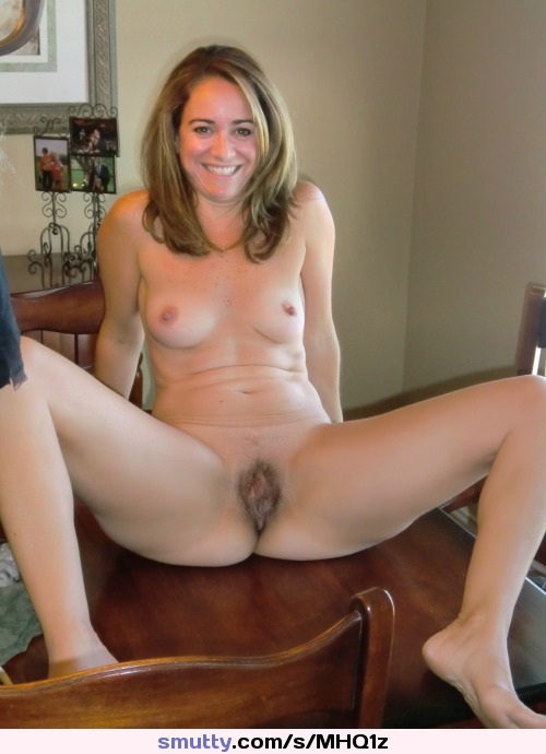 Milf Hairy Spread