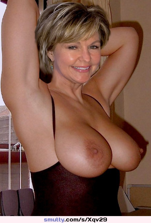 Small Mature Chest Posing Nude