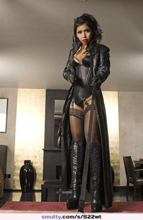 Sexy dominatrix lingerie, sadomasochistic sex vids