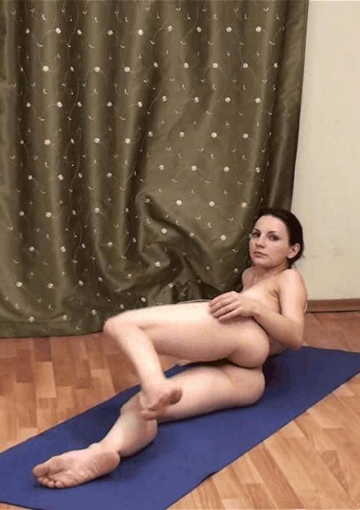 Nude girls exercising gif, thick ebony nude babe