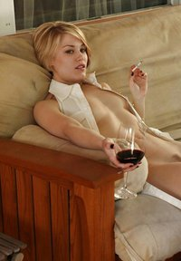 Opinion you femdom drinking wine share your