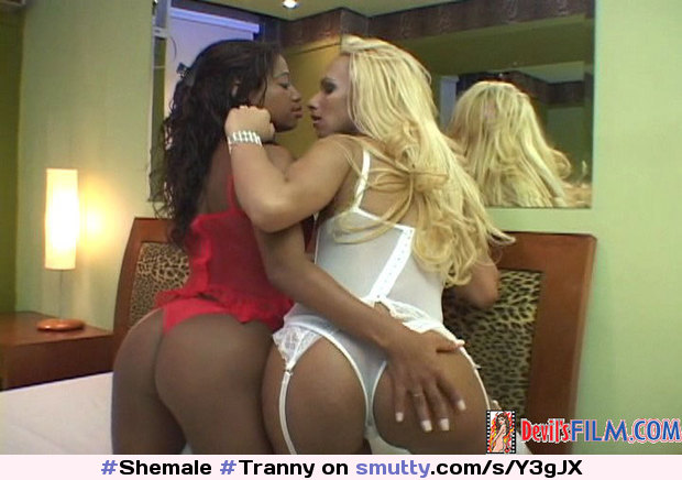 #Shemale #Tranny #FemaleonShemale #Interracial #Hardcore #Blowjob #Condom #OpenMouthFacial