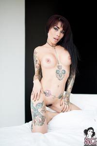 Miss_vandalik suicide girl nude Missvandalik On Smutty Com